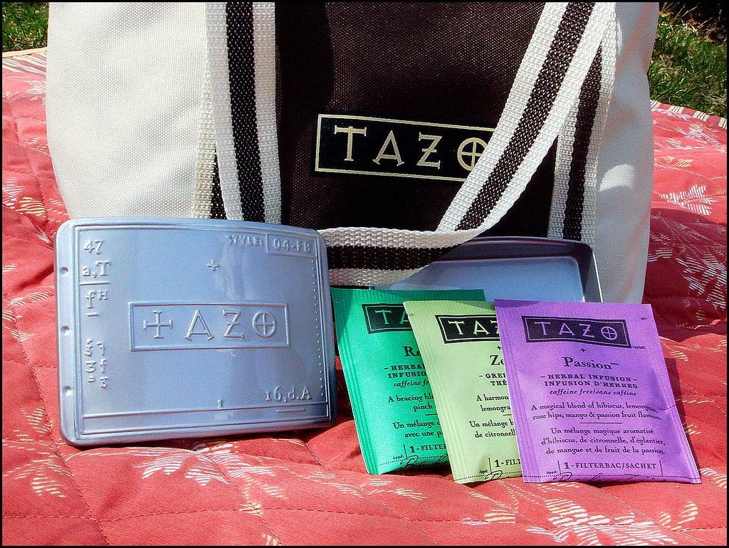 Tazo Zero