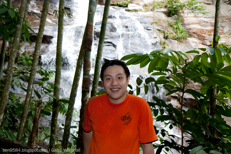 Gabai Waterfall