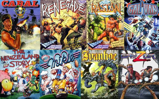 Bob Wakelin artworks