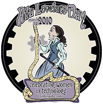 Ada Lovelace Day badge