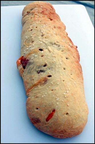4459319209 6e5bfeb70a Stromboli aux piquillos, coppa et mozzarella   Petits gâteaux aux fruits de la passion