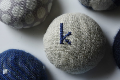 Cross Stitch K