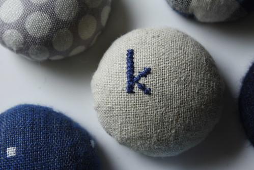 Cross Stitch K