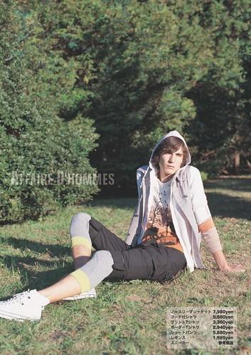 Roman Duvigneau0013_AFFAIRE D'HOMMES SS2010 Catalog