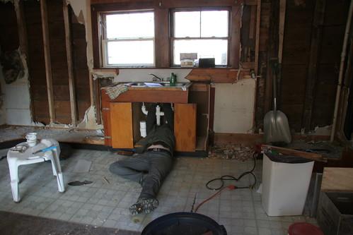 eliza the plumber