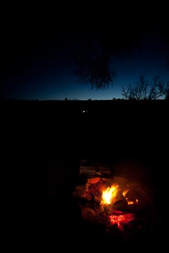 Indian Creek Camping-1