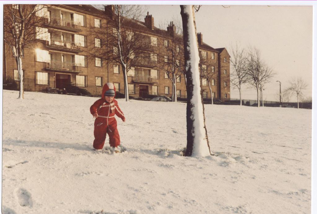 Young John Hope Cranhill Park 1984