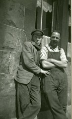 Image titled Glasgow Cleansing Workers Shettleston 1950s