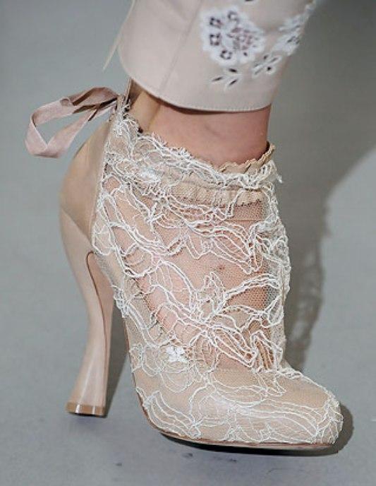 Nina Ricci SS2010 shoes 4