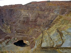 Bisbee - Copper mine / Lavender Pit