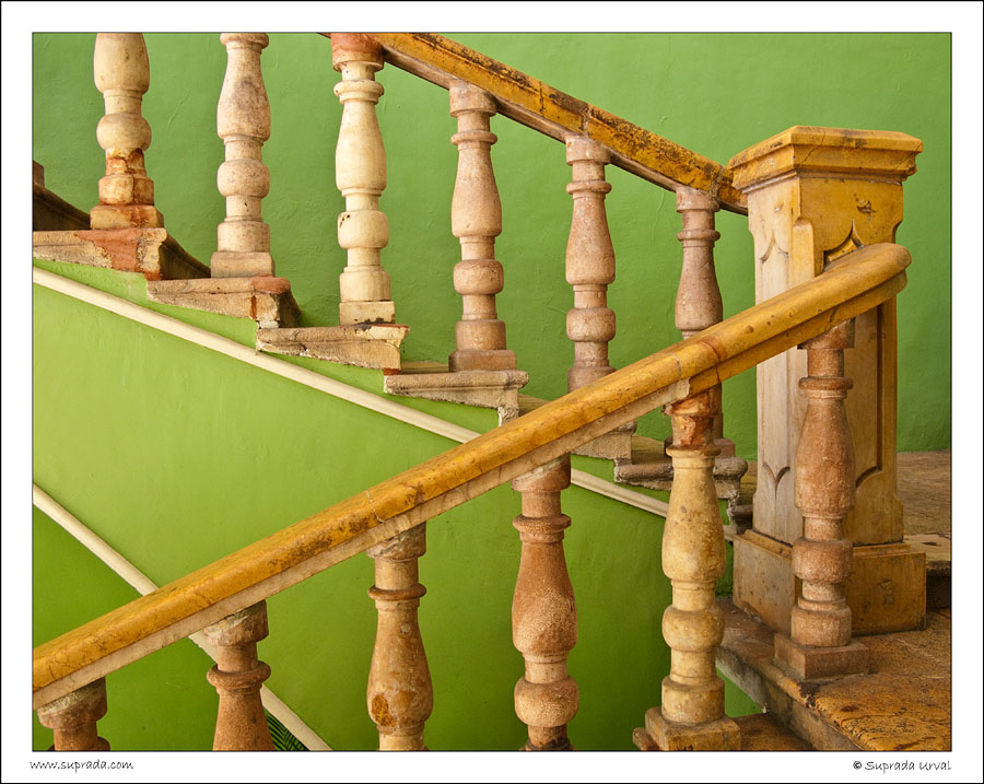 Stairs, Mérida