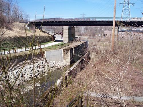 Ohio & Erie Canal - Lock 13 (Cascade Mills Lock)
