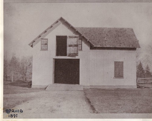 First home of Merrick Library by AceLibrarian.