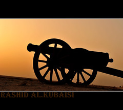 cannon traditional (RASHID ALKUBAISI) Tags: nikon traditional cannon 28 nikkor rashid  2470mm     alkubaisi d3s   ralkubaisi