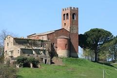 Pieve di San Giovanni Battista (Matteo Bimonte) Tags: san tuscany toscana giovanni miniato battista pieve corrazzano