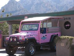 Sedona Pink Jeep Tours