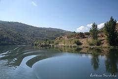 Ondulao (Antnio Sardinha) Tags: portugal gua paisagem douro reflexos vilareal trsosmontes riodouro