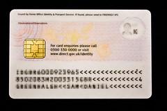 UK National Identity Card