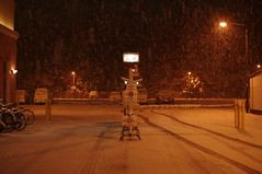 (Froschmann : ) Tags: winter snow japan parkinglot saitama    k7  sigma30mmf14exdc tsurugashima
