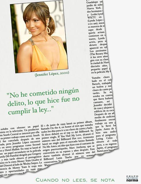Jennifer Lopez by sebas1130