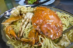 Crabs fried mee_Sunshine Bay Seafood