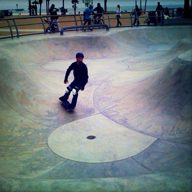 Life: Venice Beach Skate Park