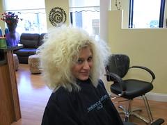 Before Highlights (QuotableKidney) Tags: hair highlights curlyhair lowlights blondhair