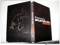 Splinter Cell Conviction - Edition Collector Limitée - 03