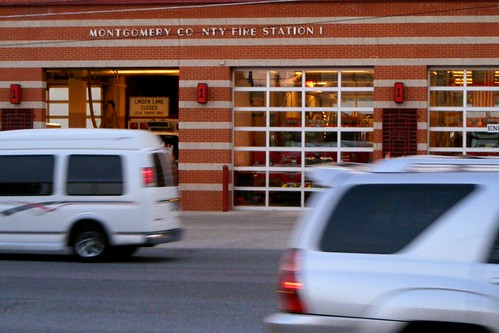Co_nty Fire Station