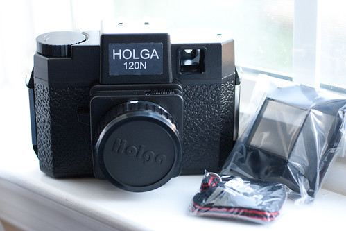 My New Holga 120N