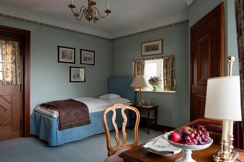 Hotelzimmer mit Komfort und Wireless Lan Internet im Schlosshotel Kronberg