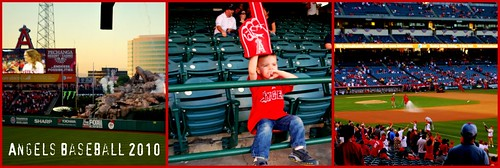 Angels Game Collage April 2010