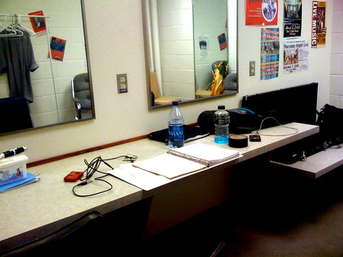 Boys Dressing Room