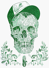 Grafiteiro (.  F L F  .) Tags: skull seta grafiteiro bone design illustrationdrawing arrow grafite monge dead muertos diadelosmuertos arte art skeleton bird anatomy ghost buddha monk meditation peace tatoo optical crnio caveira colors portrait pop textures walpaper poster graffiti grafitti cores color halloween franciscofreitas metamorphosis mcescher ilusodetica drawings psicodlico psychedelic surrealism surrealismo
