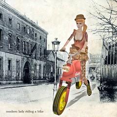 Modern lady (Neuilles / :NuDoLu:) Tags: regenboog clematis unknown kik tresblah paradesigns