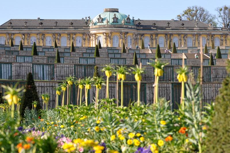 Potsdam - Schloss Sanssouci