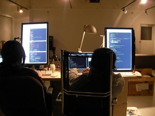 hardcore programmers
