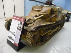 Carro-Veloce 3-33 and trailer (simononly) Tags: uk england museum army spring war tank military iraq nazi german soviet dorset ww2 vehicle british ww1 coldwar 2010 bovington allied
