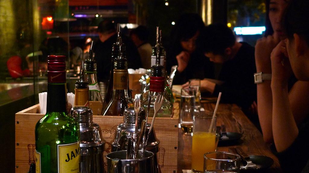 Diary Table / Bar