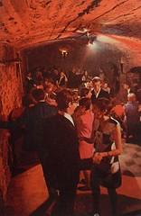 1960s Party Social Affair Underground Cavern Nightclub Party Basement Women Men Chic Fashionable Vintage Photo (Christian Montone) Tags: party men club vintage underground mod women photos basement social 1960s hip cavern vintagephotos vintageadvertising fashionable vintageadvertisements