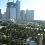 "Chicago Millenium Park Overview<a href=""http://farm5.static.flickr.com/4021/4543650119_a31db60651_o.jpg"" title=""High res"">∝</a>"