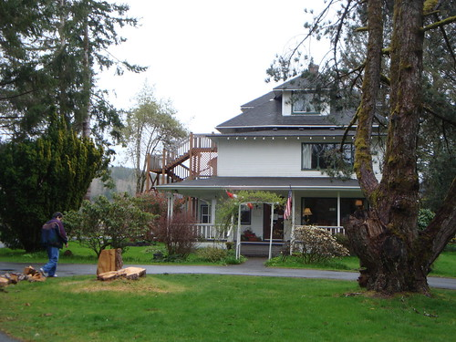 Forks: The Cullens' House
