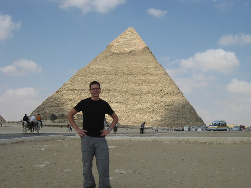 Swiss and the Pyramid of Khafre