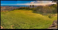 Puu Ualakaa Lookout, HDR Panorama