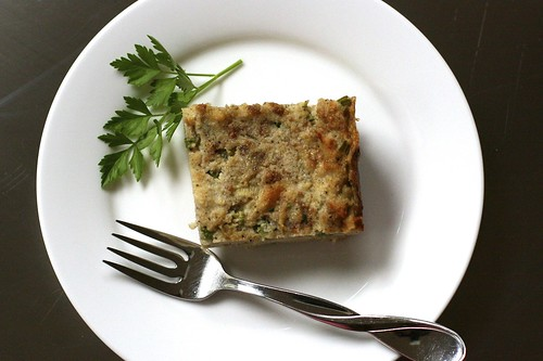grandma estelle's cornbread dressing | the merry gourmet