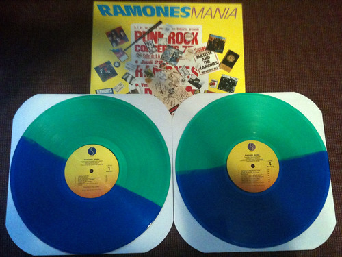Ramones Mania (Record Store Day 2010 edition)