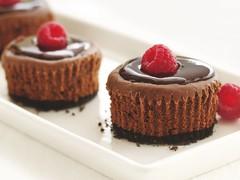 "Healthified"" Mini Chocolate Cheesecakes Recipe (Betty Crocker Recipes ..."
