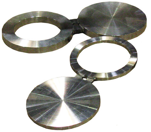 4″ to 14″ Diameter Spectacle Blinds for Process Piping