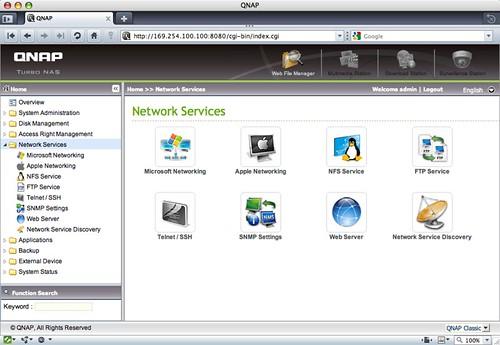 QNAP Networking