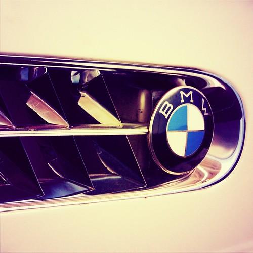Bmw 507 Roadster. BMW 507 Roadster Detail. swankolab version original shot with nikon D 50